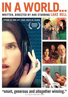 IN A WORLD BY BELL,LAKE (DVD)