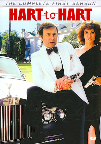 HART TO HART:COMPLETE FIRST SEASON BY HART TO HART (DVD)