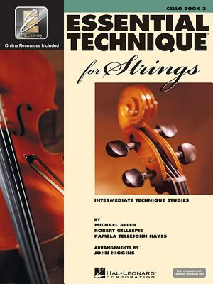 Essential Technique 2000 for Strings By Gillespie, Robert/ Tellejohn Hayes, Pamela/ Allen, Michael