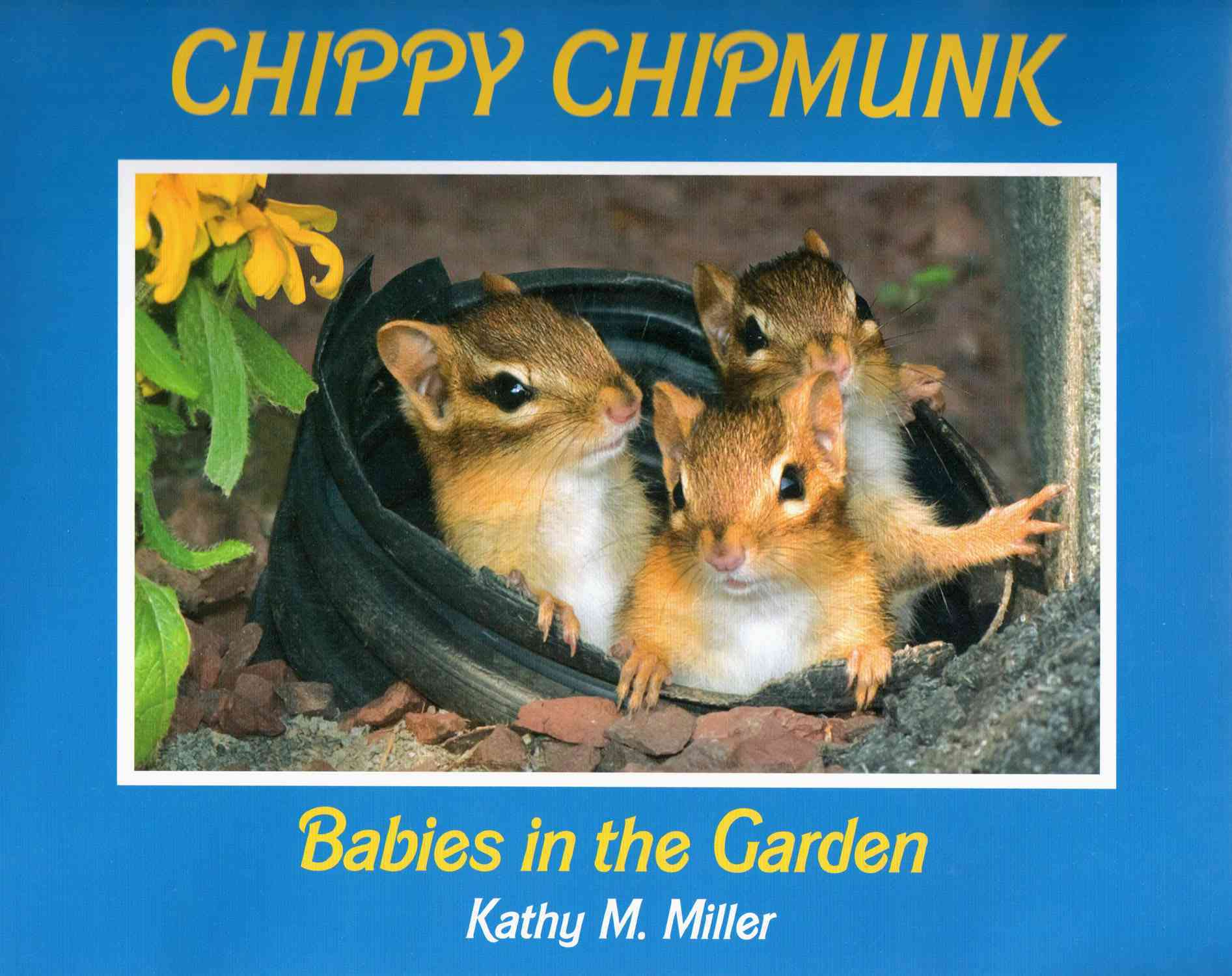 Chippy Chipmunk By Miller, Kathy M.