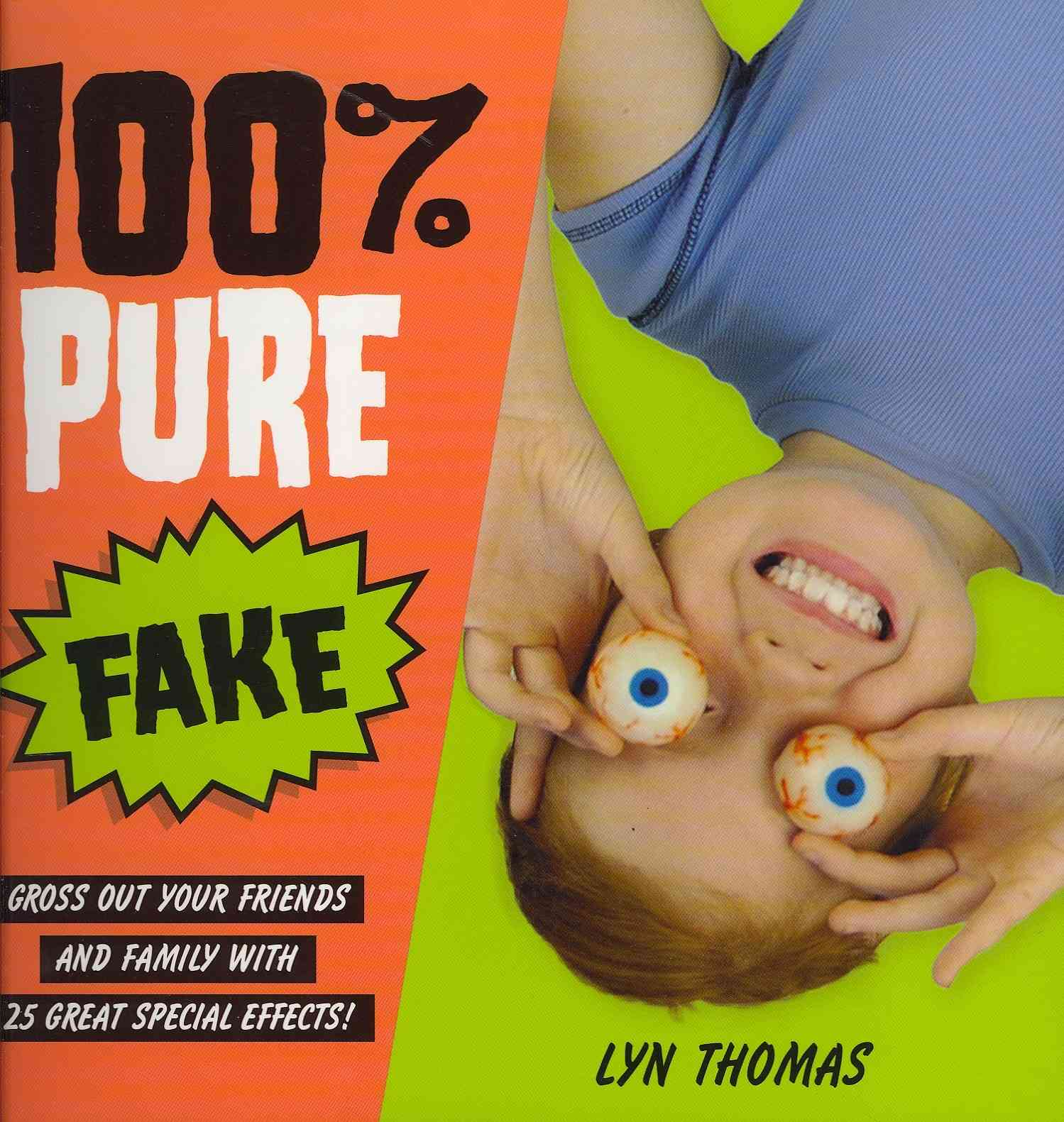 100% Pure Fake By Thomas, Lyn
